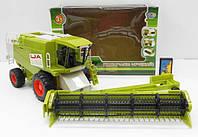 Детская игрушка Комбайн Веселый Фермер М0342
