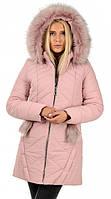 Женская зимняя куртка Жанна,размеры 44-50,опт и розница D101