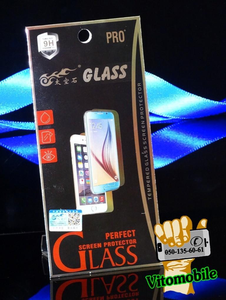 Защитное стекло оригинальное Lenovo S660 2,5D / закругленные края / ол