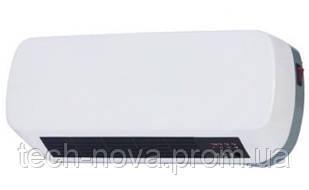 Тепловентилятор настенный керамический ТНК-2000 (1000/2000 Вт, таймер отключения, Пульт ДУ)