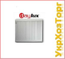 Радиатор стальной Daylux 11 класс 500Hx400L бок. подкл.