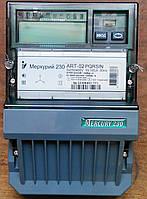 Электросчетчик Меркурий ART-02 PQC(R)SIN 3*230/380В 10-100A  трехфазный актив-реактив, многотарифный
