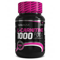 Карнитин BioTech L-Carnitine 1000 | 30 таб