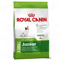 АКЦИЯ! Royal Canin X-SMALL JUNIOR  + 2 КОНСЕРВЫ ROYAL CANIN JUNIOR В ПОДАРОК!