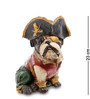 "Статуэтка ""Собака Капитан Флинт"" NS-170. Символ 2018 года"
