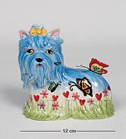 Статуэтка Собака (Pavone) Йоркшир CMS-31/17. Символ 2018 года