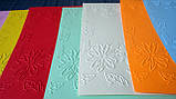 Тиснение на бумаге и картоне. Осенняя композиция. 105х150  мм, фото 2