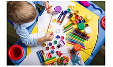 5 способов увлечь ребенка рисованием