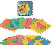 Коврик-мозаика для деток , разные виды
