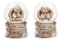 """Снежный водяной шар """"Ангел"""" (7 см) 2 вида"""