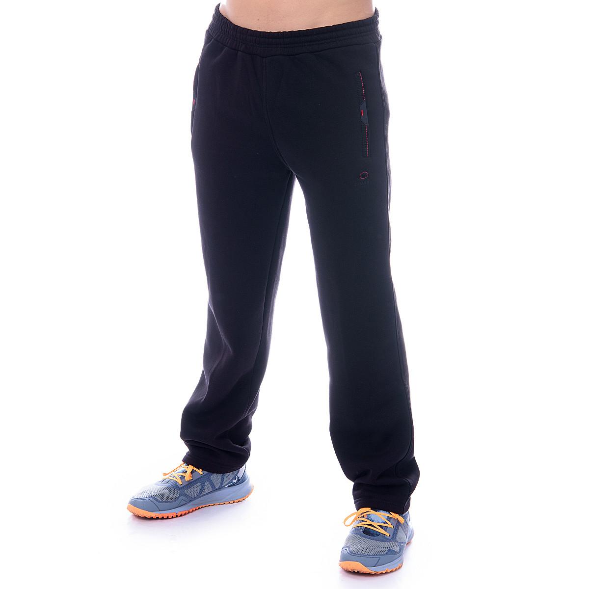 Теплые мужские брюки трехнитка с начесом пр-во Турция KD1147