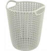"""Корзина для бумаг Curver """"Knit"""" 03678 (10л)"""