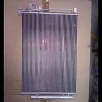 Радиатор кондиционера, Chevrolet Captiva, Polcar, 20759646