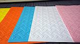 Тиснение на бумаге и картоне. Плетенка. 105х150 , фото 2