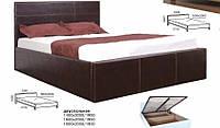 Кровать Калолина с под.механизмом и бельевым ящиком