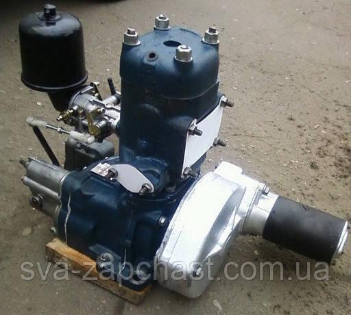 Пусковой двигатель ПД10 в сборе Д24с01-5