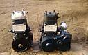 Пусковой двигатель ПД10 в сборе Д24с01-5, фото 4