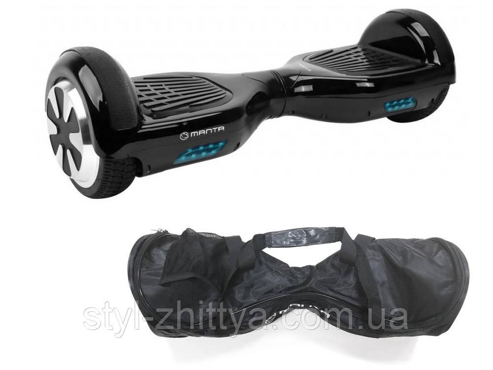 """Гіроборд 6,5"""" Manta Viper MSB001 Smart Balance + сумка"""