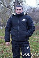 Спортивный мужской костюм Найк 1048