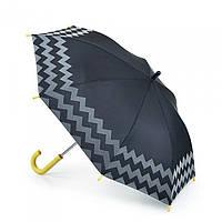 Зонт-трость механический Fulton Junior-4 C724-2