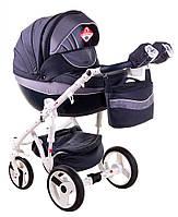 Универсальная коляска 2в1 Adamex Monte Carbon Deluxe D24