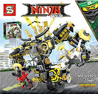 Конструктор серии Ninja Movie SY925 Робот (аналог Lego Ninjago)