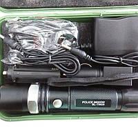 Фонарь Police BL-8628 99000W аккумулятор Li-ion