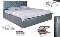 Кровать Моника с под.механизмом и бельевым ящиком