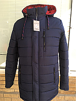 Зимний мужской пуховик-куртка