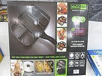 Magic pan Антипригарная сковорода на 5 секций