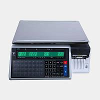 Весы с чекопечатью DIGI SM-100 B CS