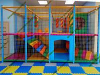 """Детский лабиринт для помещения """"Смайл"""" фото, фото 1"""