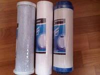 Комплект картриджей для Питьевых систем очистки воды.