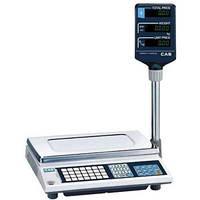 Электронные весы торговые CAS AP 15 EX
