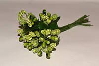 Тычинки цветочек. цв.Травяной