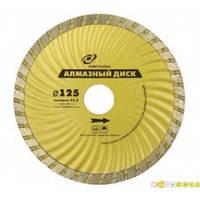 """Алмазный диск ТМ """"КТ STANDART"""" турбоволна, Ф115, толщина 2,2мм"""