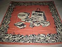 Платок Moschino шерстяной можно приобрести на выставках в доме одежды Киев