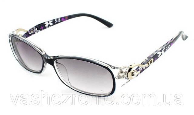 Очки для зрения, с диоптриями +/-, солнцезащитные Код:179.