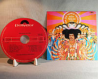 CD диск Jimi Hendrix - Axis Bold As Love