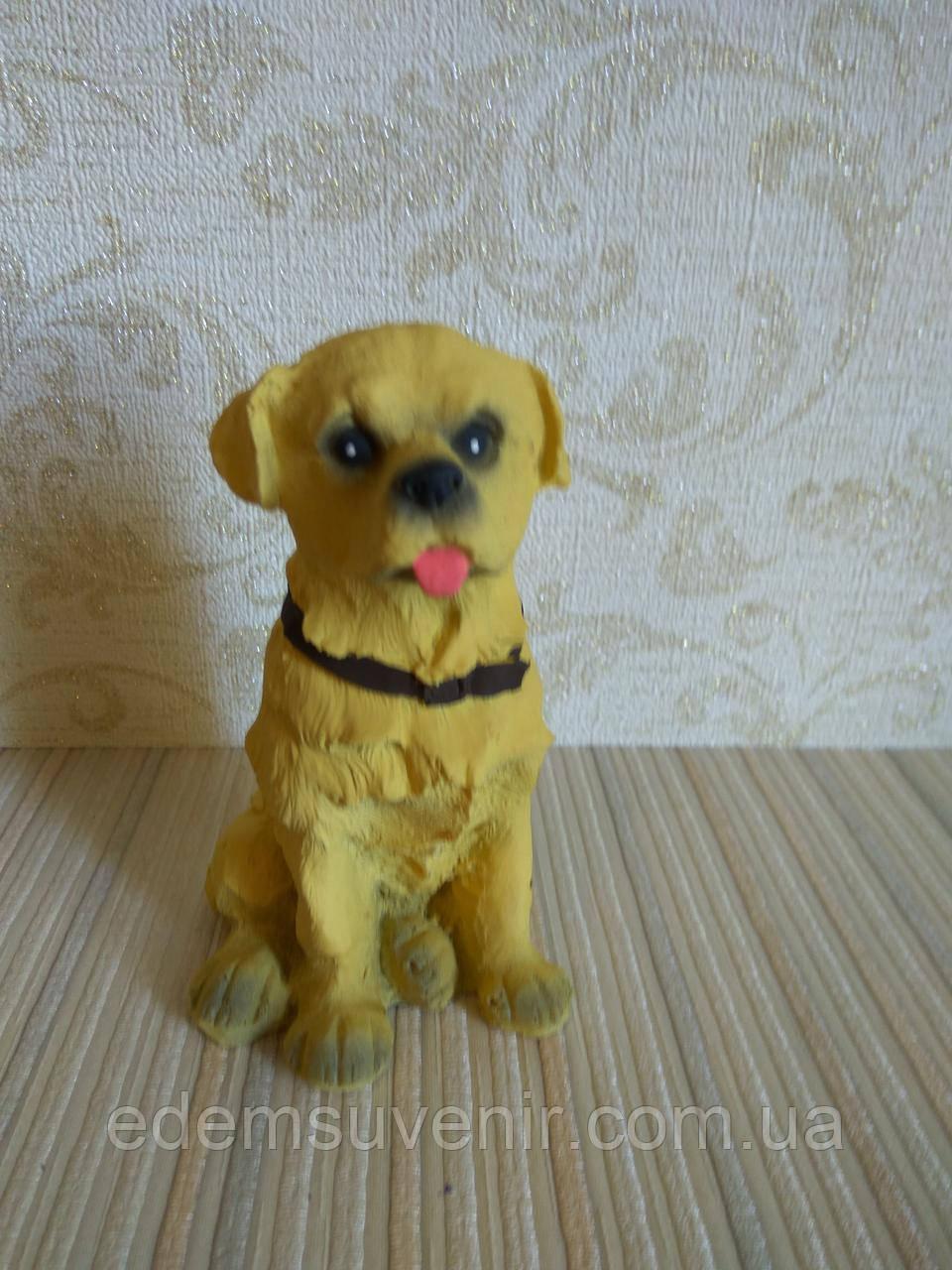 Статуэтка собачка лабрадор