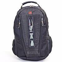 Рюкзак ранец городской SwissGear 7211 ортопедическая спинка