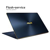 Ремонт ноутбуков Asus (замена матриц, клавиатур, чистка от пыли и пр.)