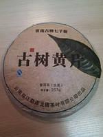 Классический шен (зеленый или сырой) пуэр 357 грамм, выдержанный, высокоферментированный
