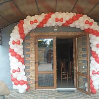 Воздушные шары вход, фото 1