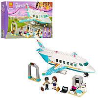 Конструктор 10545 FRN, аэропорт, самолет, фигурки, 236 деталей