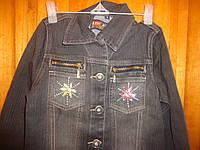 Куртка джинсовая (девочка)