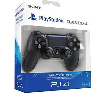 Sony DualShock 4 v2 BLACK Оригинал