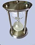 Пісочний годинник на 30 хвилин з нержавіючої сталі, фото 2