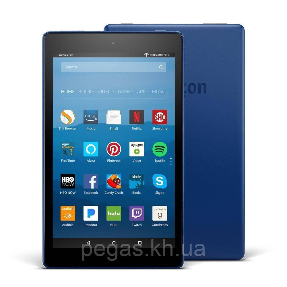 Amazon Kindle Fire HD 8 дюймов Новый Синий
