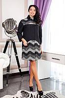 Пальто женское стильное черное